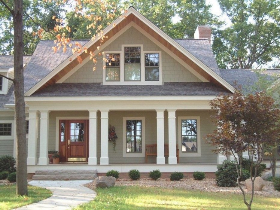Craftsman Home Exterior Colors 25 Best Craftsman Bungalow intended for Best Exterior Pictures Of Craftsman Style Homes