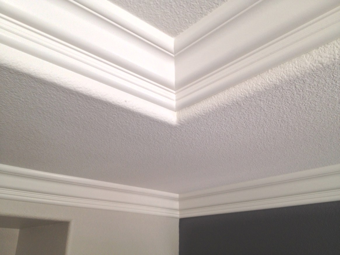 Crown Molding Installation - Licensed Professional within What Is Crown Molding