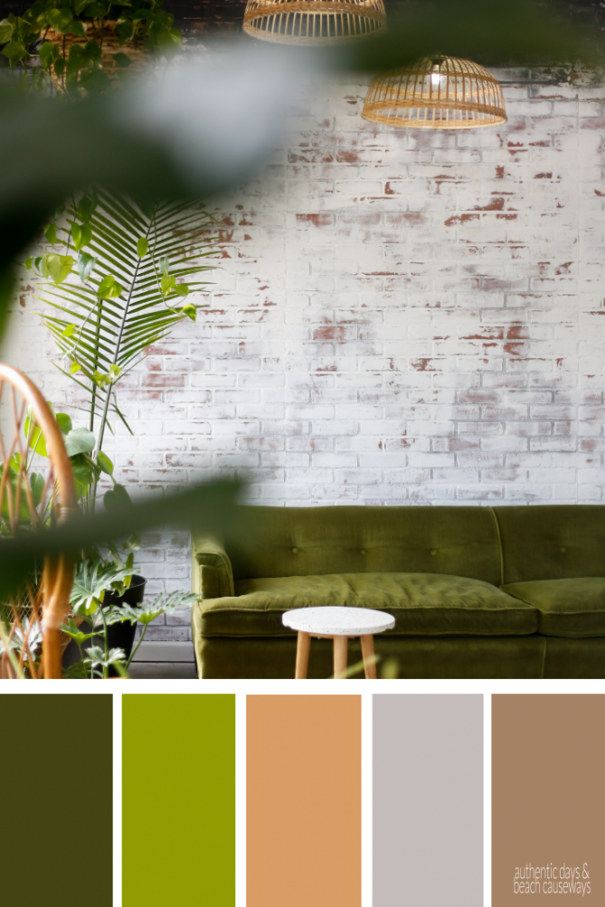 Green Room | Color Palette Inspiration | Color Inspiration throughout Inspirational Color Palette Green