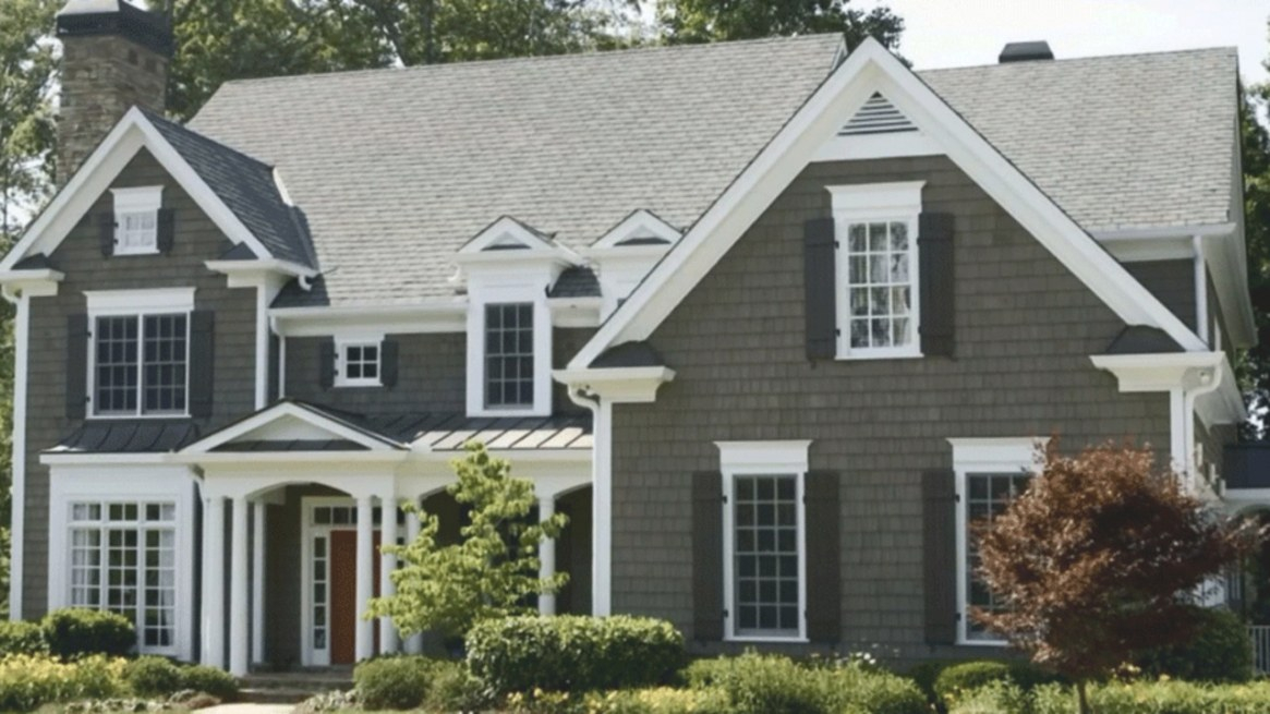 How To Choose House Paint Colors with regard to Best Exterior Pictures Of Craftsman Style Homes