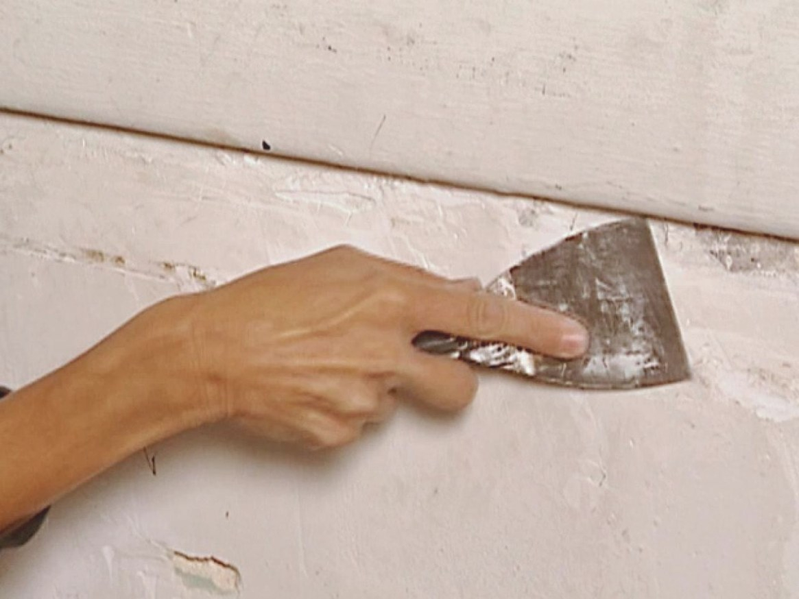How To Repair A Plaster Wall | How-Tos | Diy intended for Plaster Walls