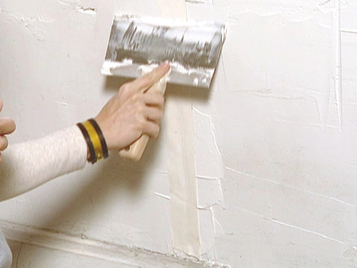 How To Repair A Plaster Wall | How-Tos | Diy within Plaster Walls