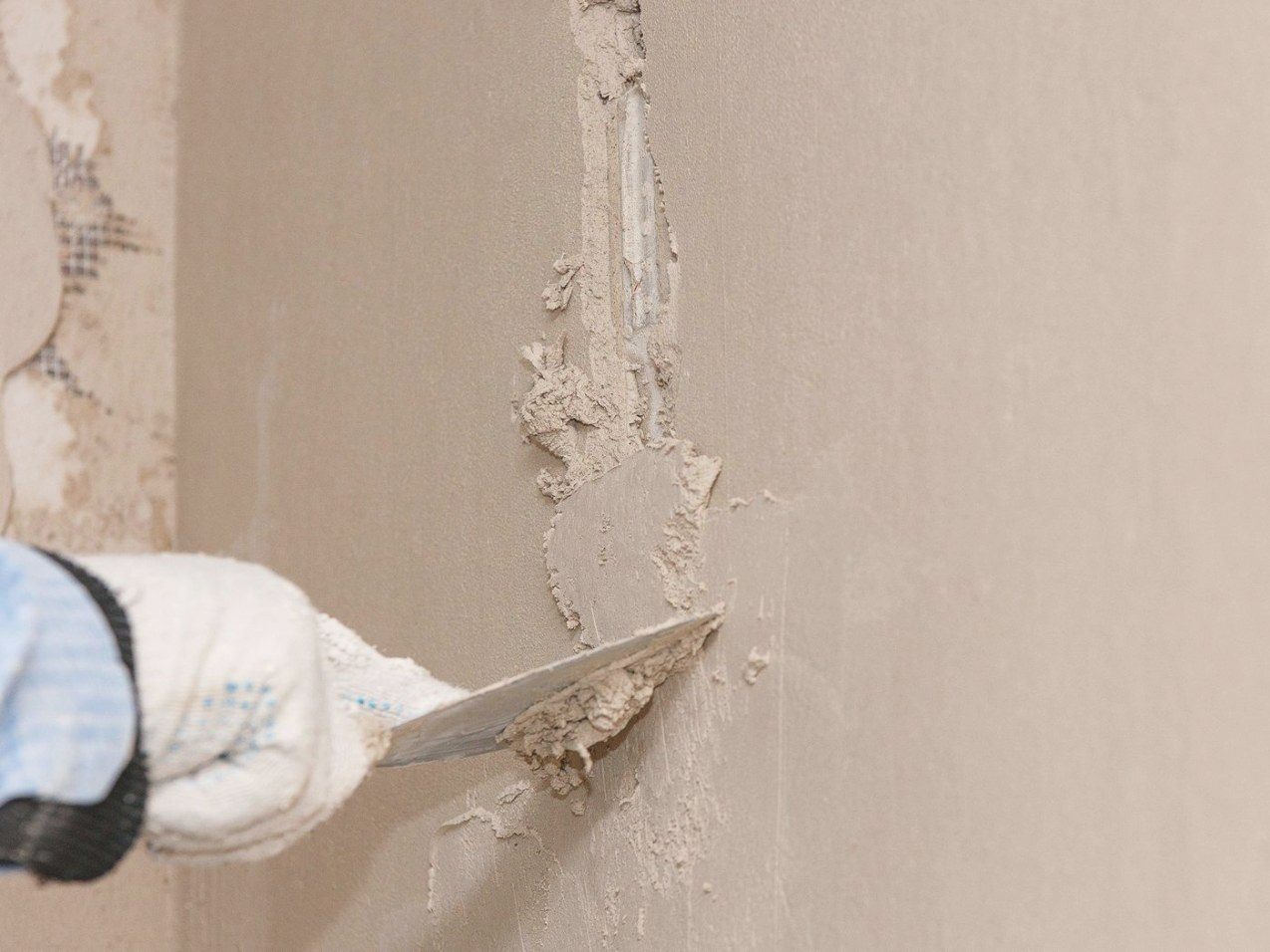 How To Repair Plaster Walls - This Old House within Plaster Walls