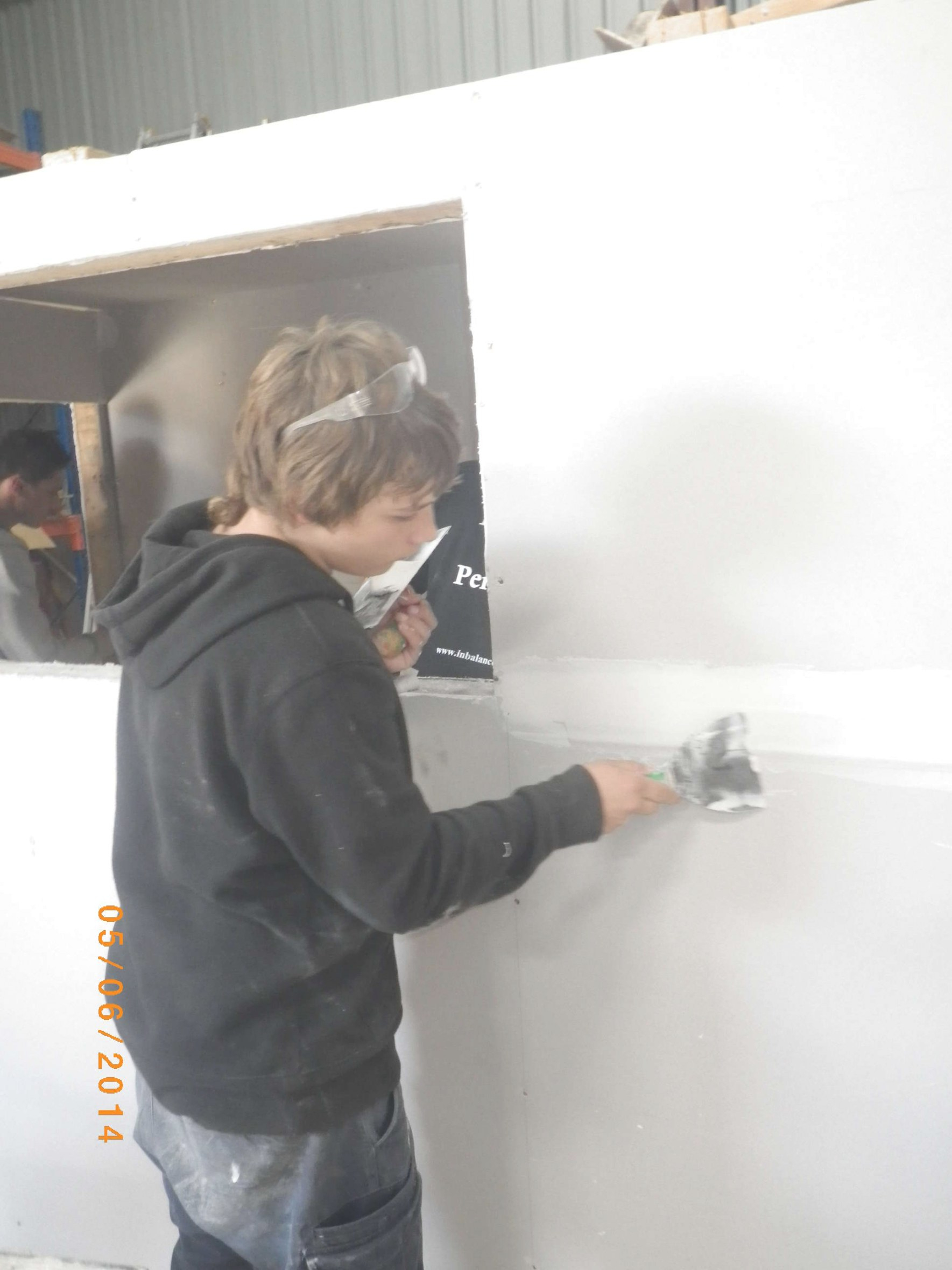 Introduction To Plasterboard - 5 Day Course with Plasterboard