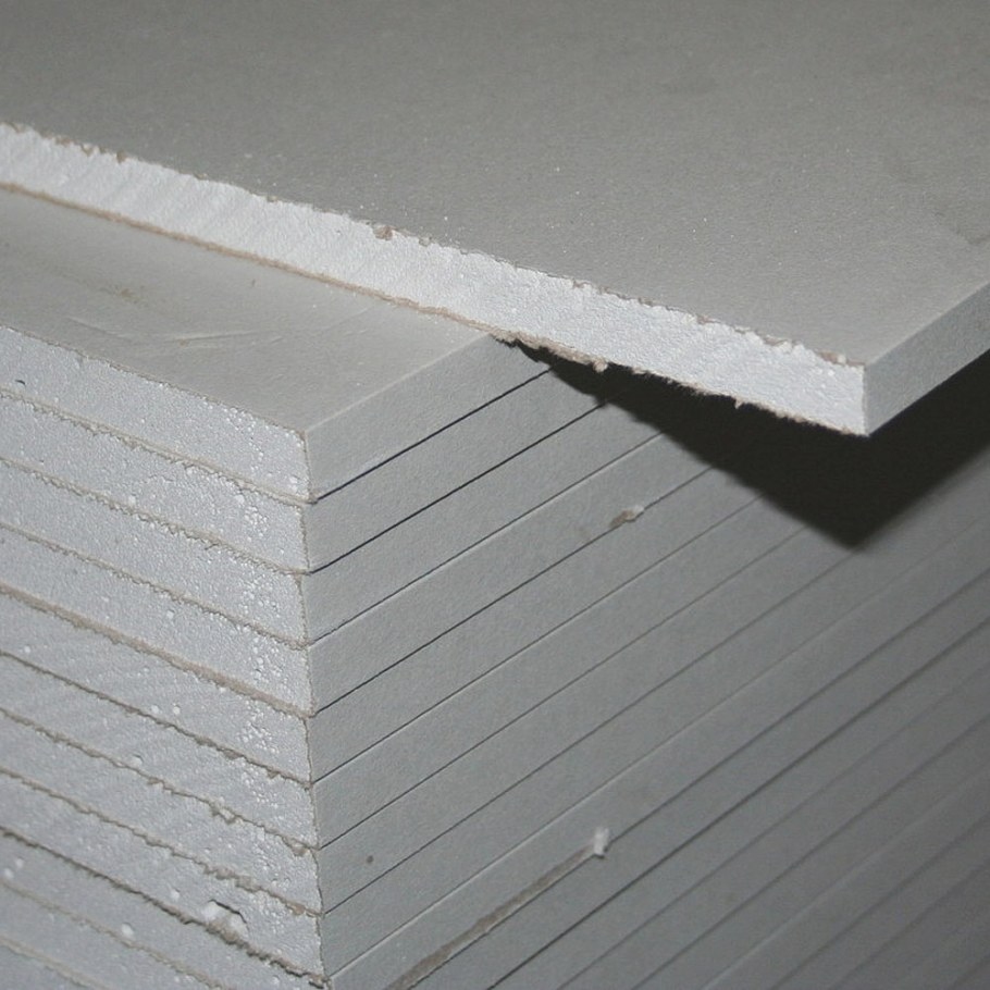 Knauf Plasterboard Square Edge 9Mm | 2.4M X 1.2M pertaining to Plasterboard