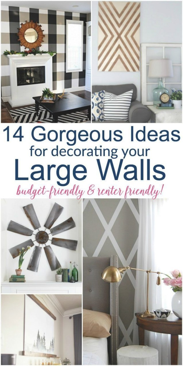 Large Diy Wall Decor Ideas | Large Wall Decor, Wall Decor for Wall Decor Ideas