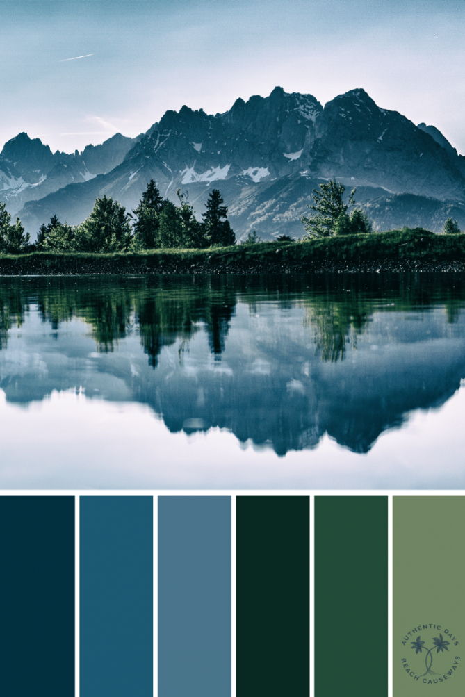 Pin On Color Schemes with regard to Inspirational Color Palette Green