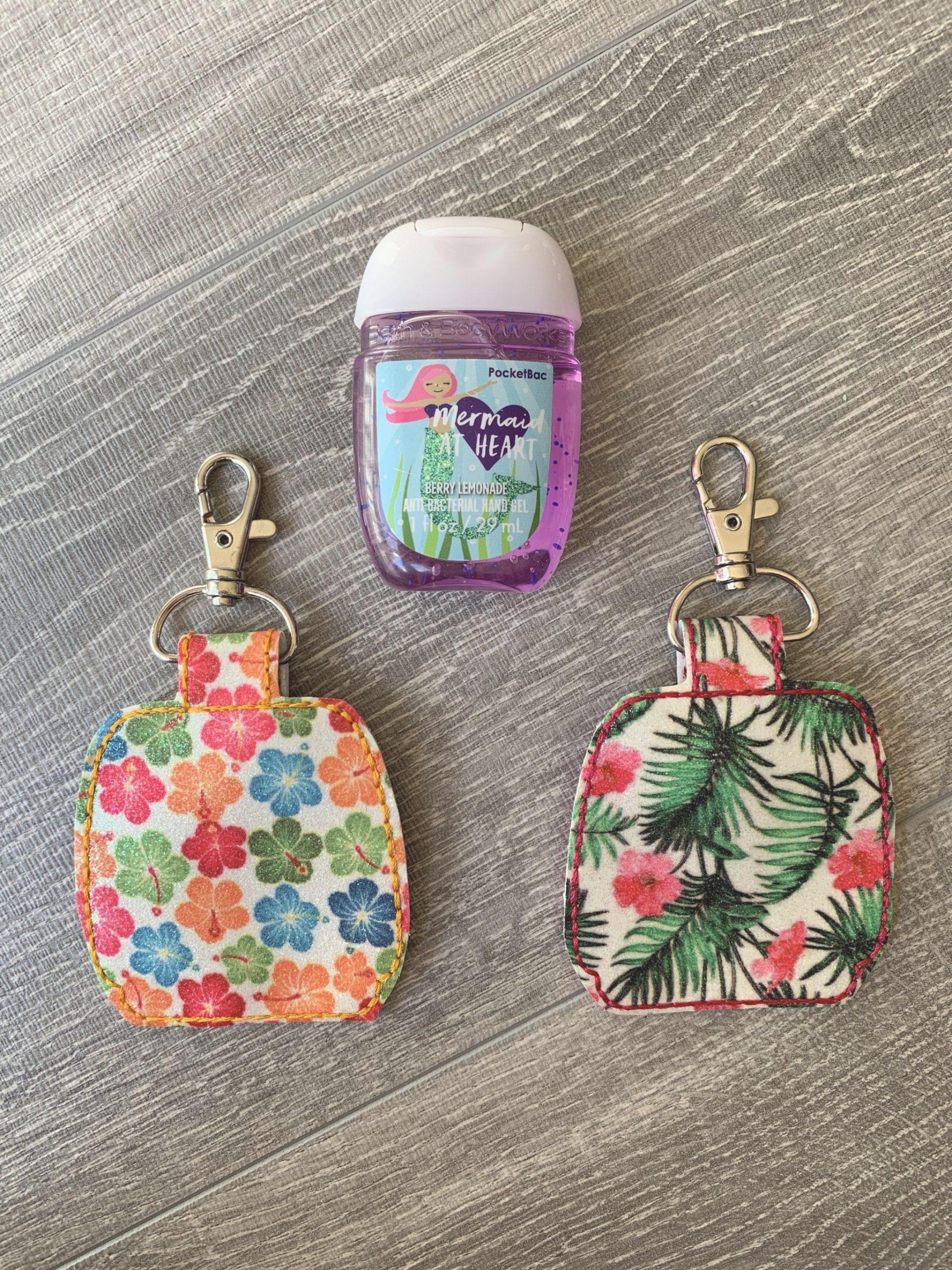 Pin On Creative Sew in Hand Sanitizer Holder Diy