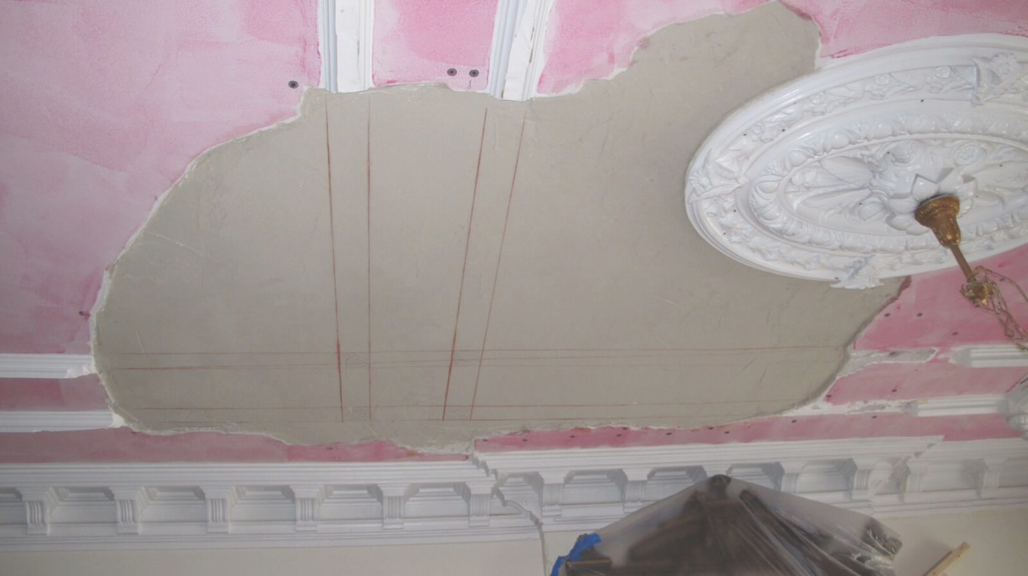 Plaster Vs Drywall: Historic House Repair, Tips pertaining to Drywall Vs Plaster How To Tell
