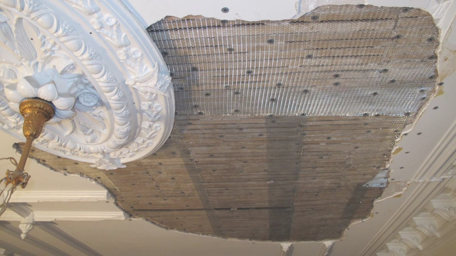 Plaster Vs Drywall: Historic House Repair, Tips regarding Drywall Vs Plaster How To Tell