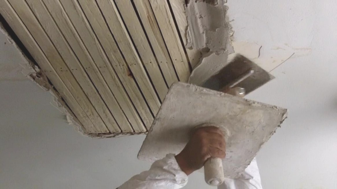 Plaster Vs Joint Compound What's The Difference - Youtube in Drywall Vs Plaster How To Tell