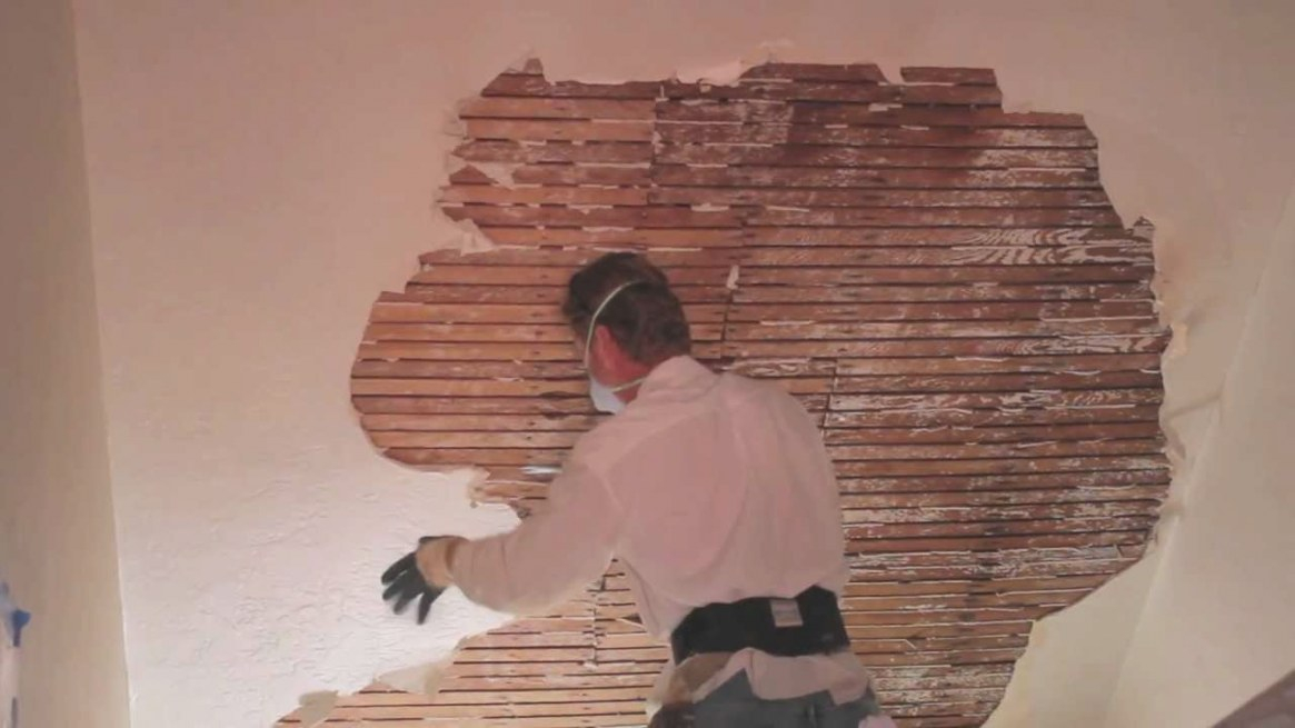 Remove And Repair Interior Plaster On Walls And Ceilings, Gypsum Joint Or  Drywall Compound throughout Plaster Walls