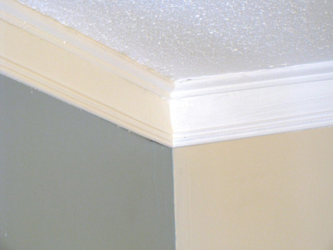 Weekend Project: How To Create Faux Crown Molding | Hgtv regarding What Is Crown Molding
